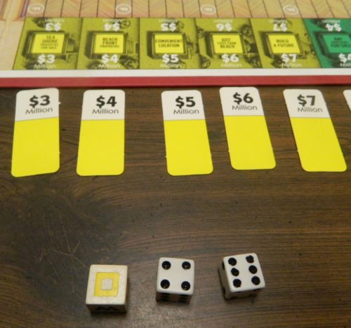 Rolling Dice in Advance to Boardwalk