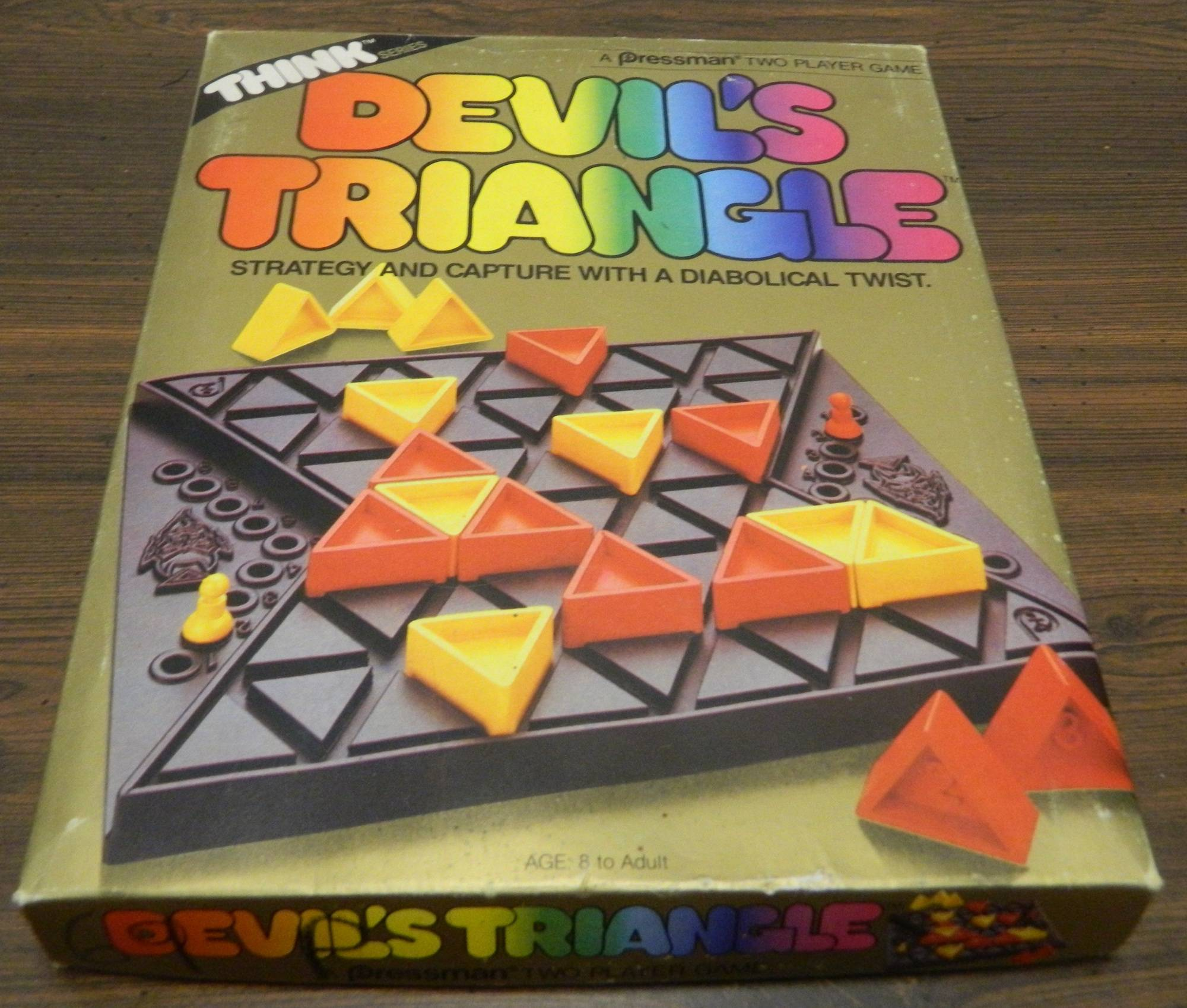 Box for Devil's Triangle