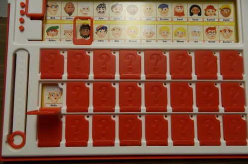 Winning Electronic Guess Who? Extra