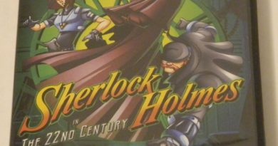 Sherlock Holmes in the 22nd Century Complete Series DVD