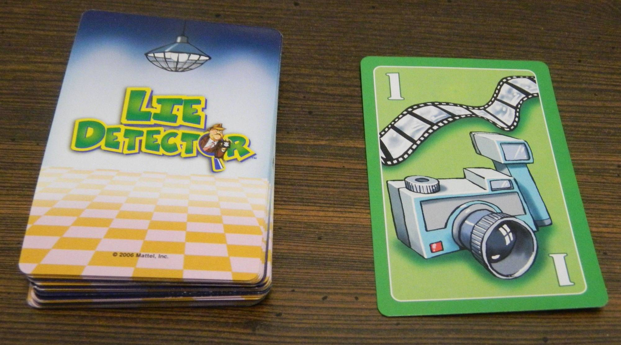 Lie Detector The Crime Solving Card Game Review And Rules Geeky