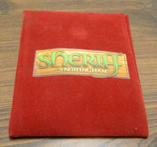 Bag in Sheriff of Nottingham