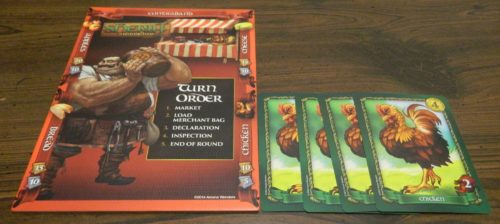 Placing Goods in Sheriff of Nottingham