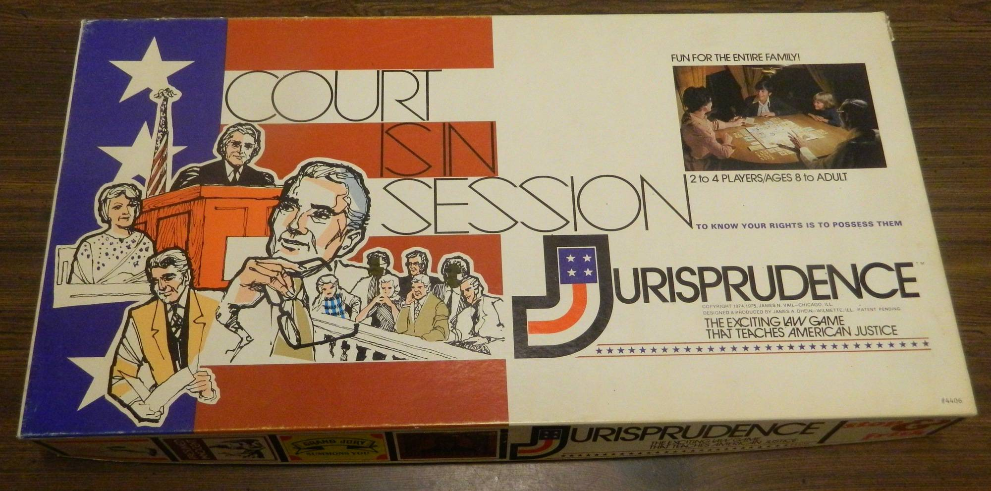 Box for Jurisprudence