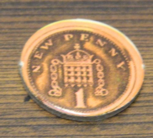 Coin in Cooks Tours