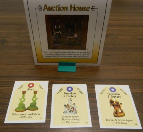 Auction House in Sold! The Antique Dealer Game