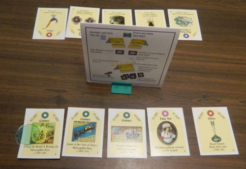 Store Front in Sold! The Antique Dealer Game