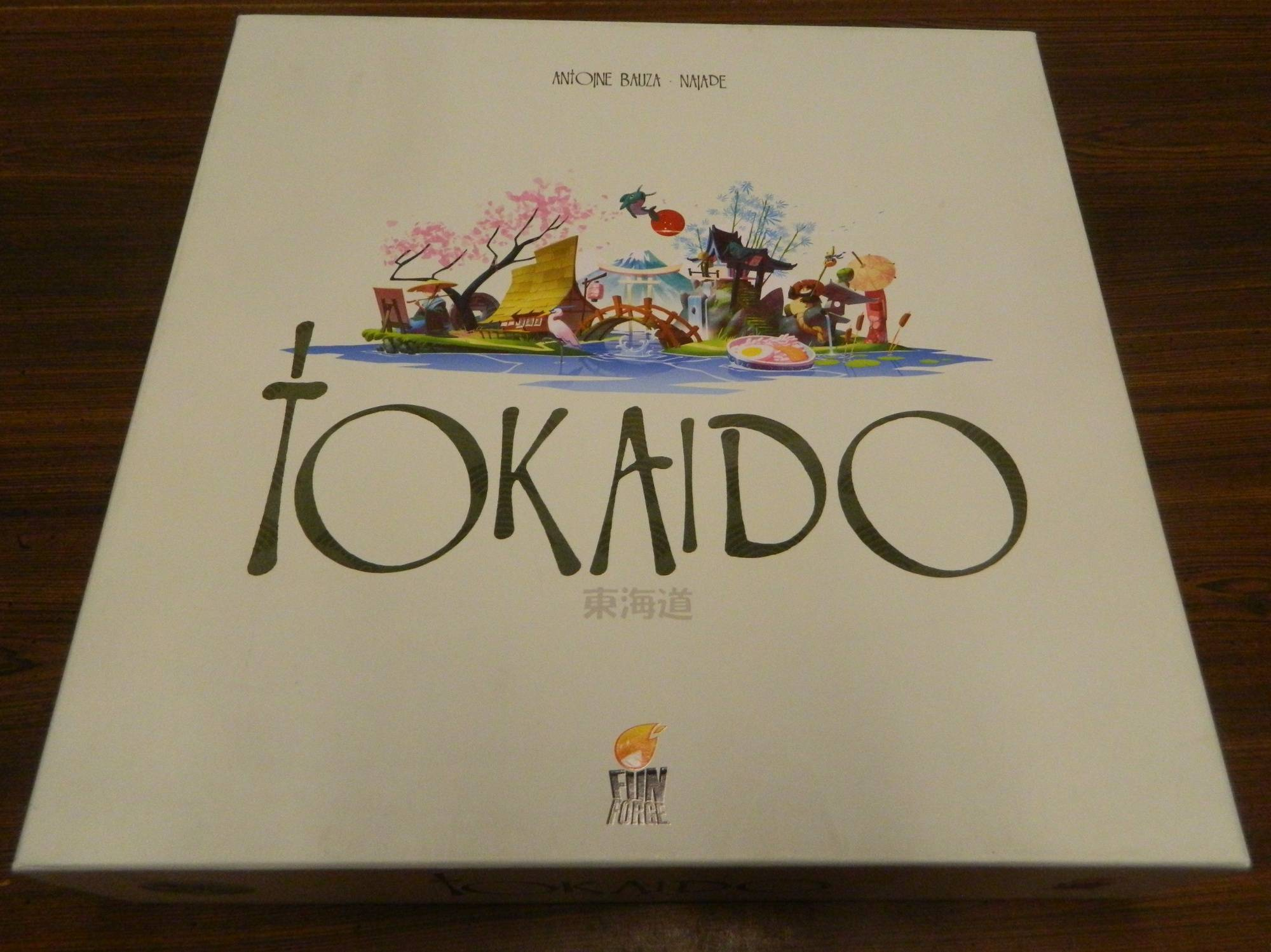 Box for Tokaido