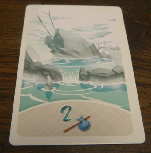 Hot Springs Card in Tokaido