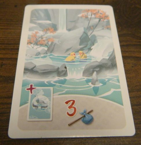 Bather Card in Tokaido