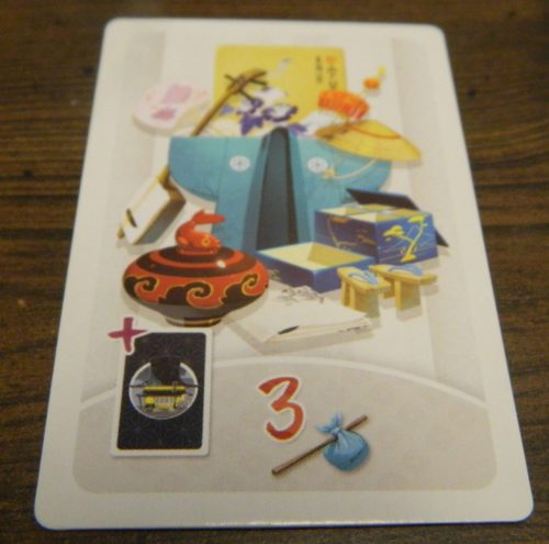 Collector Card in Tokaido