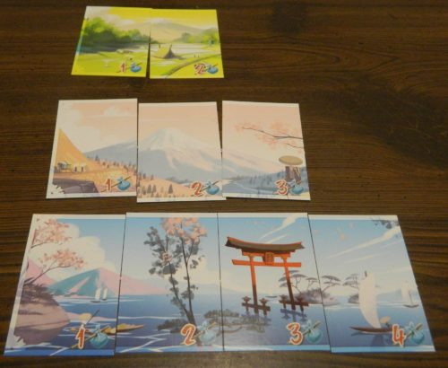 Panorama Cards in Tokaido