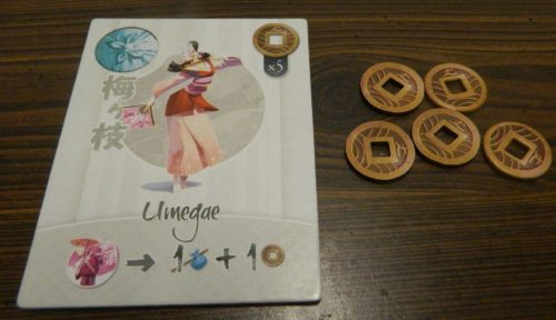 Player Setup in Tokaido