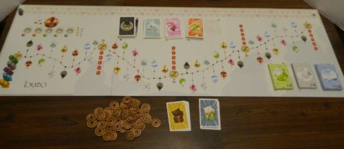 Setup for Tokaido