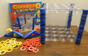 Connect 4 Launchers Red Checker