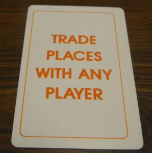 Trade Places With Any Player Card in Doubletrack