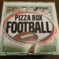 Box for Pizza Box Football