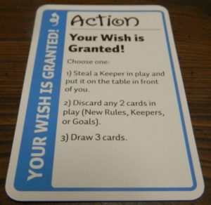 Action Card for Fairy Tale Fluxx