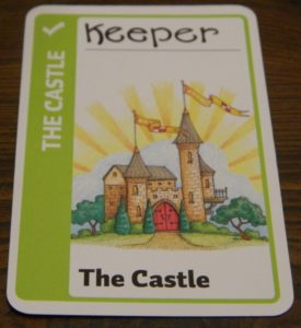 Keeper Card in Fairy Tale Fluxx