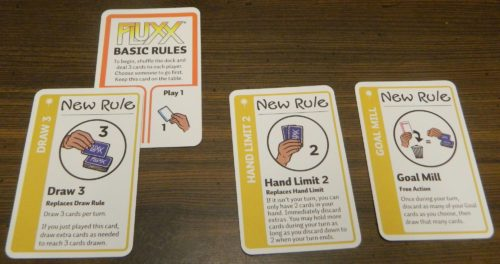 New Rules in Fairy Tale Fluxx