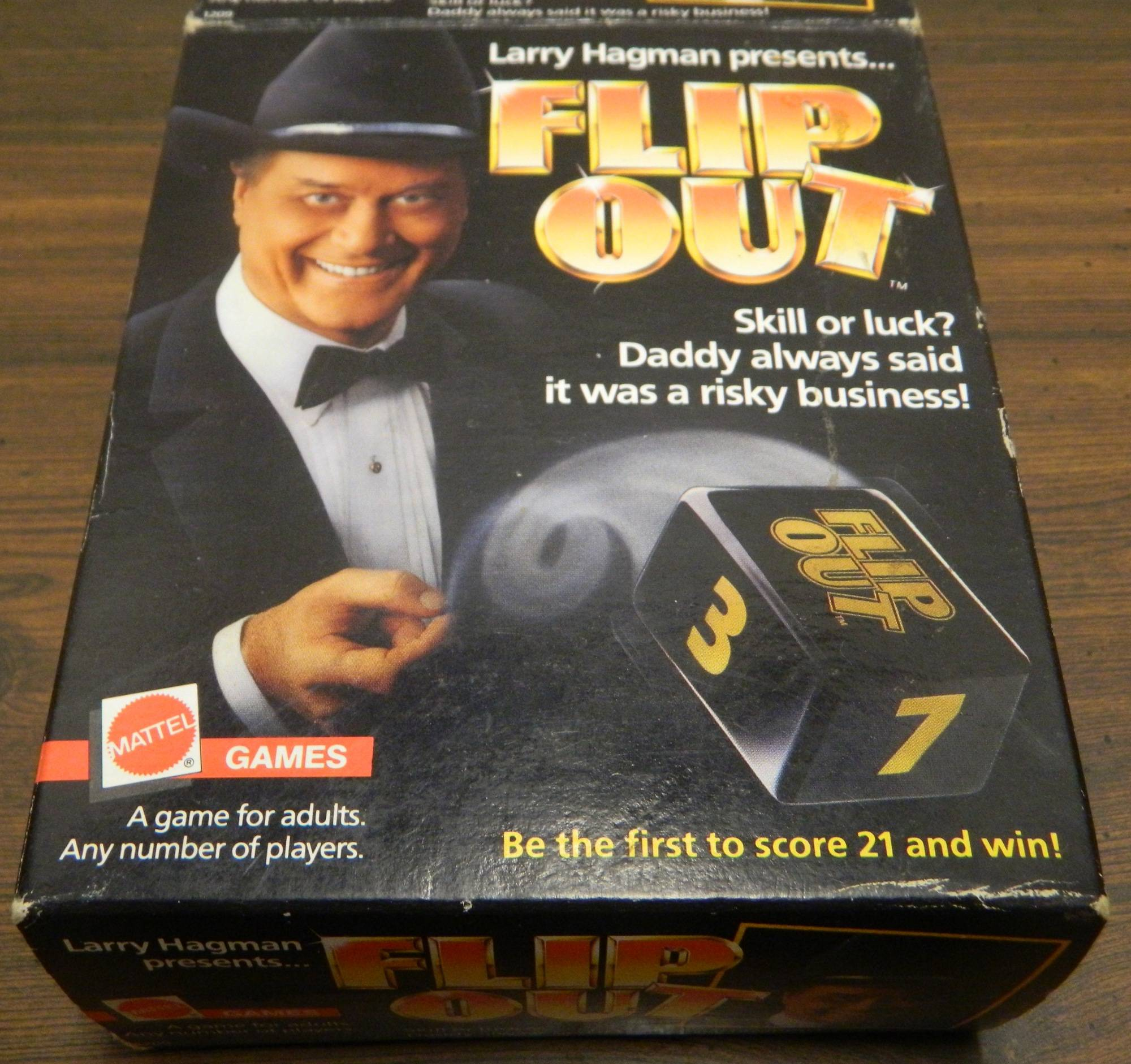 Box for Flip Out