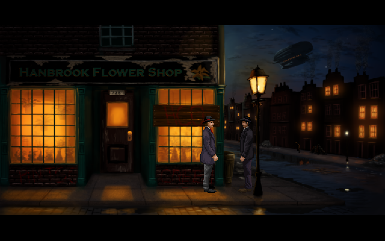 Lamplight City Screenshot