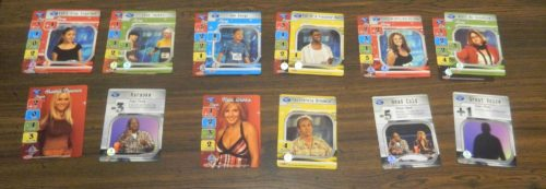 Eliminated Performance in American Idol Collectible Card Game