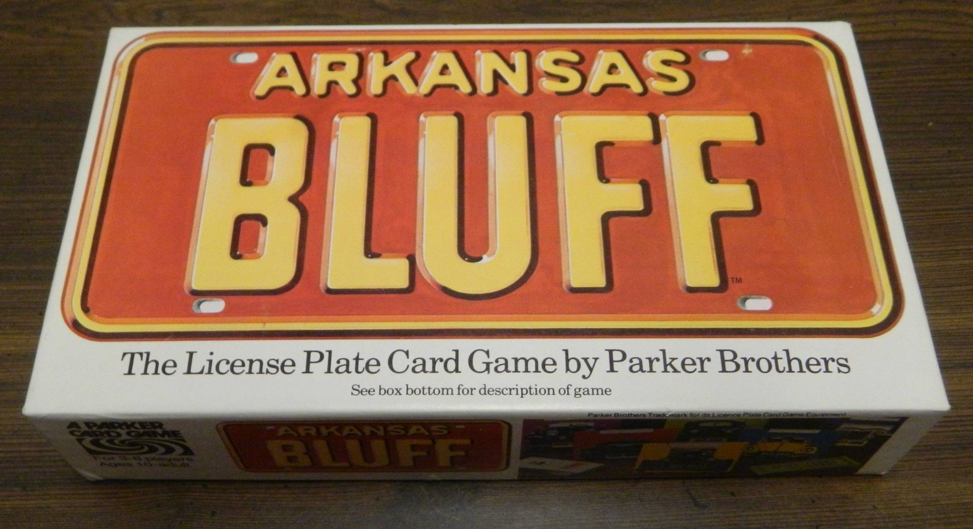 Box for Arkansas Bluff