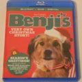 Benjis Very Own Christmas Story Blu-ray