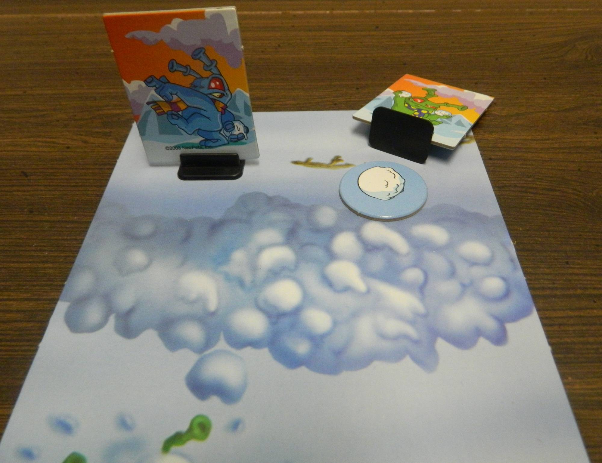Neopets Adventures In Neopia Board Game Review And Rules Geeky Hobbies