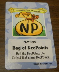 Play Now Random Event Card in Neopets Adventures in Neopia