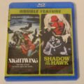 Nightwing/Shadow of the Hawk Double Feature Blu-ray