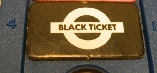 Black Ticket in Scotland Yard