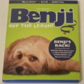 Benji Off the Leash Blu-ray