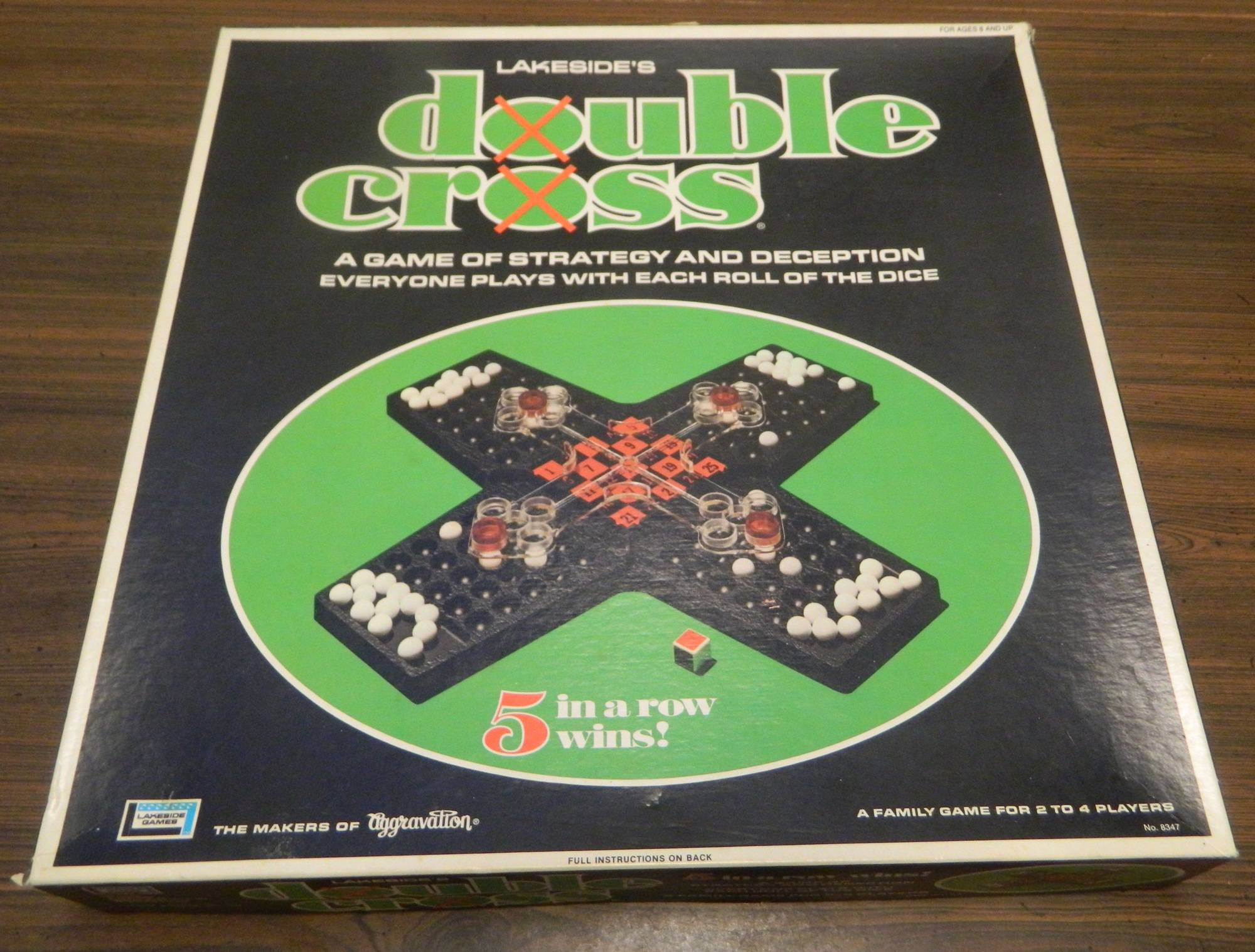 Box for Double Cross