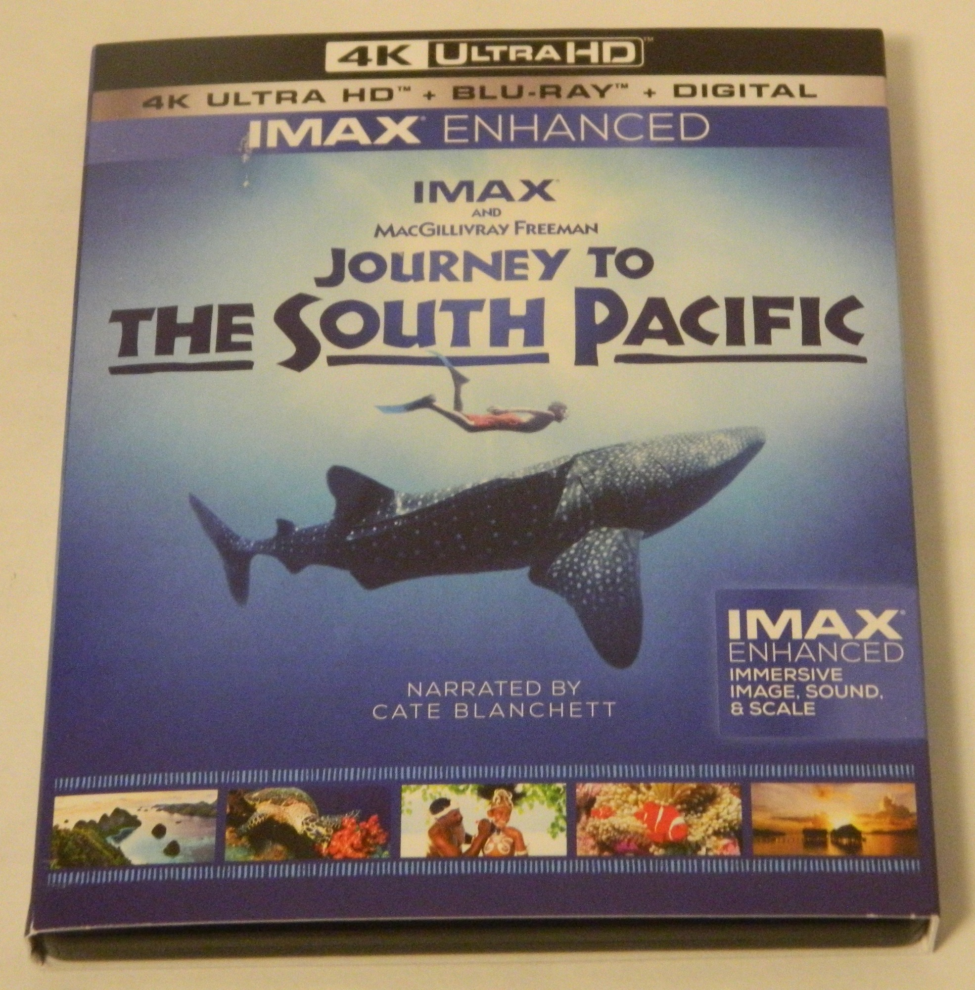 Journey to the South Pacific 4K Ultra HD