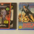 Mill Creek Retro VHS Art Blu-rays