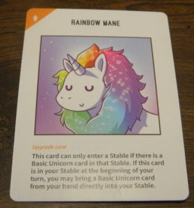 Upgrade Card in Unstable Unicorns
