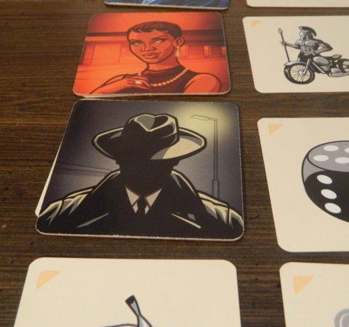 Assassin Revealed in Codenames Pictures