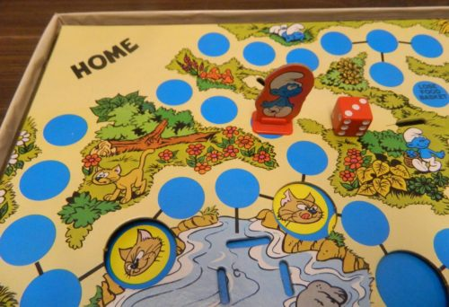 Winning the Smurf Board Game