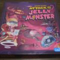 Box for Attack of the Jelly Monster