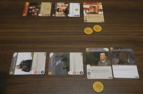 Dominance in Game of Thrones Card Game
