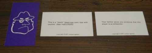 Black Eye Cards in Lie, Cheat & Steal