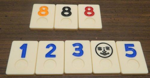 First Play in Rummikub