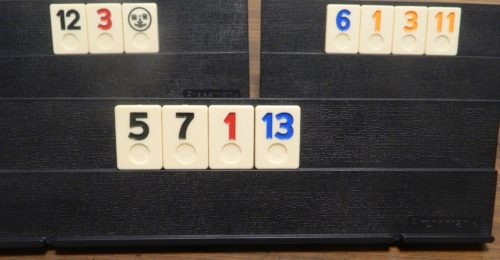 Scoring in Rummikub