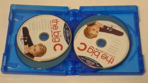 The Big C The Complete Series Blu-ray Packaging