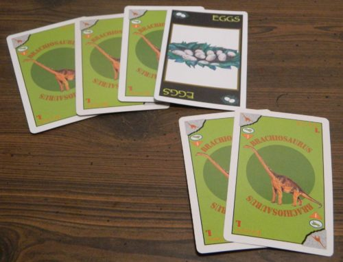 Add Cards to Herd in Extinction