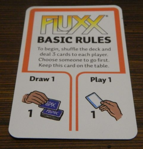 Basic Rules in Star Trek Deep Space Nine Fluxx