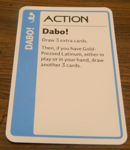 Action Card in Star Trek Deep Space Nine Fluxx
