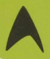 Starfleet Officer Symbol in Star Trek Deep Space Nine Fluxx